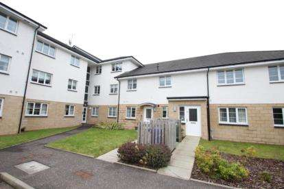 2 Bedrooms Flat for sale in Bankwood Drive, Kilsyth, Glasgow, North Lanarkshire
