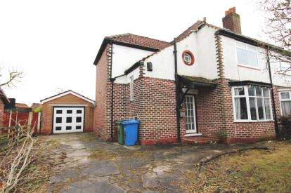 3 Bedrooms House for sale in Kings Road, Cheadle Hulme, Cheadle, Cheshire