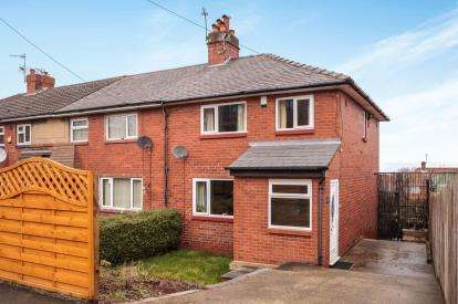 3 Bedrooms End Of Terrace House for sale in Broad Lane, Leeds, West Yorkshire