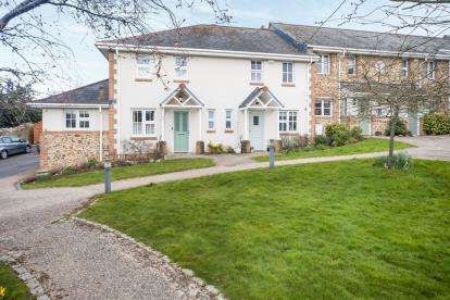 2 Bedrooms Semi Detached House for sale in Queens Square, Colyton, Devon