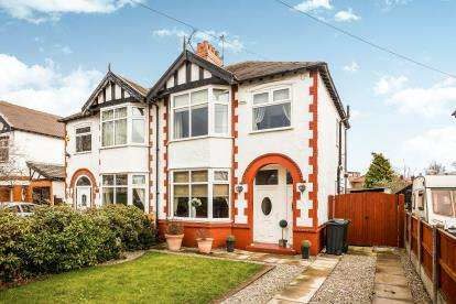 3 Bedrooms Semi Detached House for sale in Chester Road, Whitby, Ellesmere Port, CH65