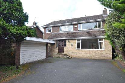 4 Bedrooms Detached House for sale in Dawstone Road, Heswall, Wirral, CH60