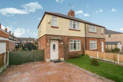 2 Bedrooms Semi Detached House for sale in Glenwood Road, Little Sutton, Ellesmere Port, Cheshire, CH66