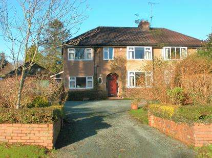 4 Bedrooms Semi Detached House for sale in Mudhouse Lane, Burton, Cheshire, CH64