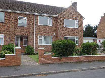 2 Bedrooms Flat for sale in Sandstone Drive, West Kirby, Wirral, CH48