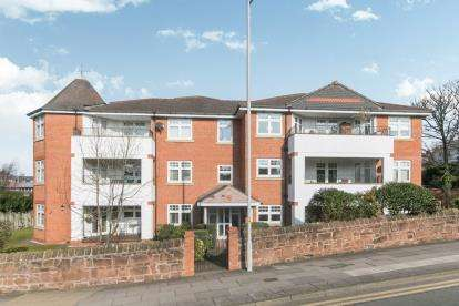 3 Bedrooms Flat for sale in Yew Tree Court, 43 Grange Road, West Kirby, Wirral, CH48