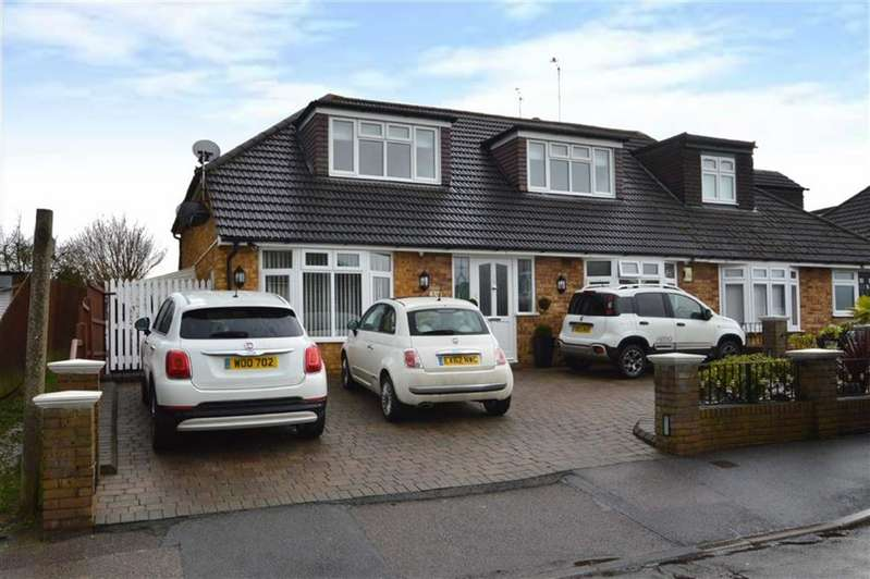4 Bedrooms Semi Detached House for sale in Alderwood Drive, Abridge