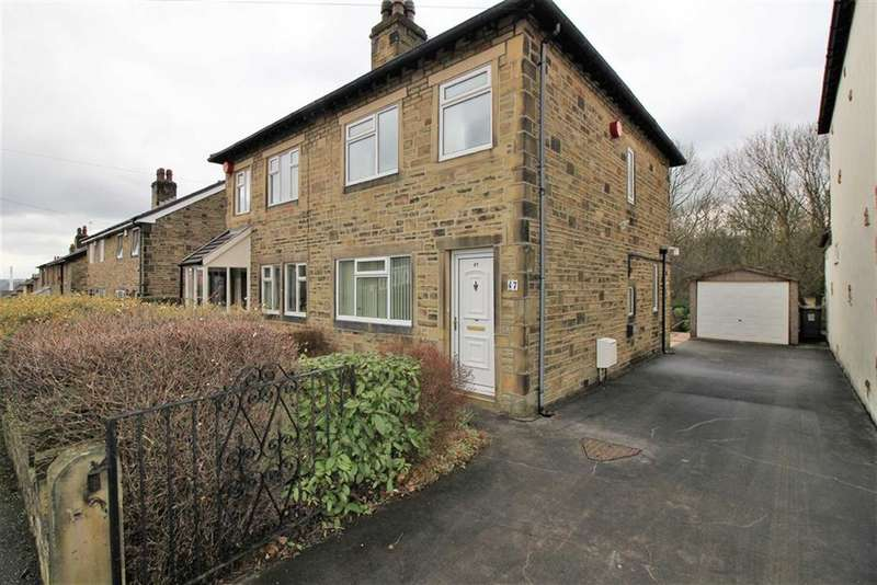 2 Bedrooms Semi Detached House for sale in George Avenue, Birkby, Huddersfield
