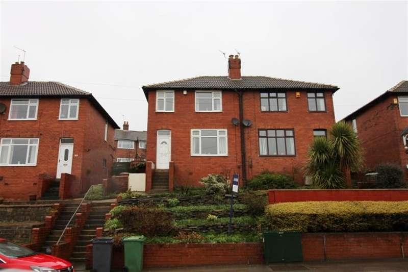3 Bedrooms Semi Detached House for sale in Whitehall Road, Wortley, Leeds, LS12