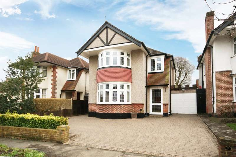 3 Bedrooms Detached House for sale in Suffolk Road, Harrow