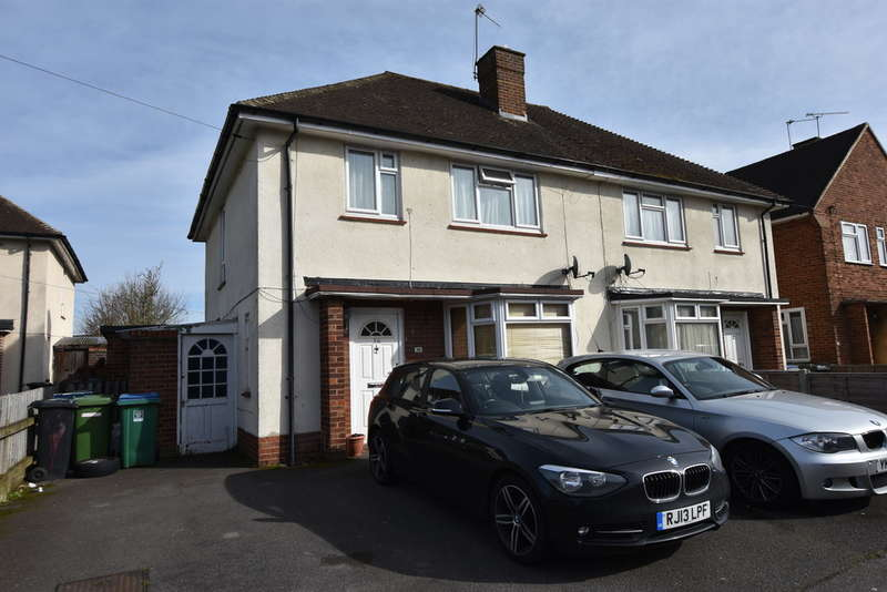 3 Bedrooms Semi Detached House for sale in Clarke Way, Garston Watford