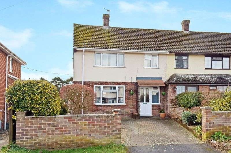 3 Bedrooms Property for sale in Stockham Way, Wantage