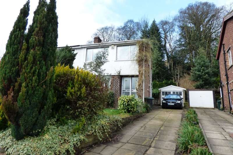 3 Bedrooms Semi Detached House for rent in Lansdowne Close, Baildon, Shipley, BD17