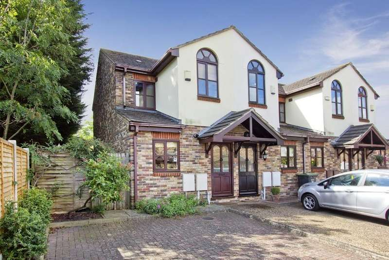 2 Bedrooms End Of Terrace House for sale in Tonbridge