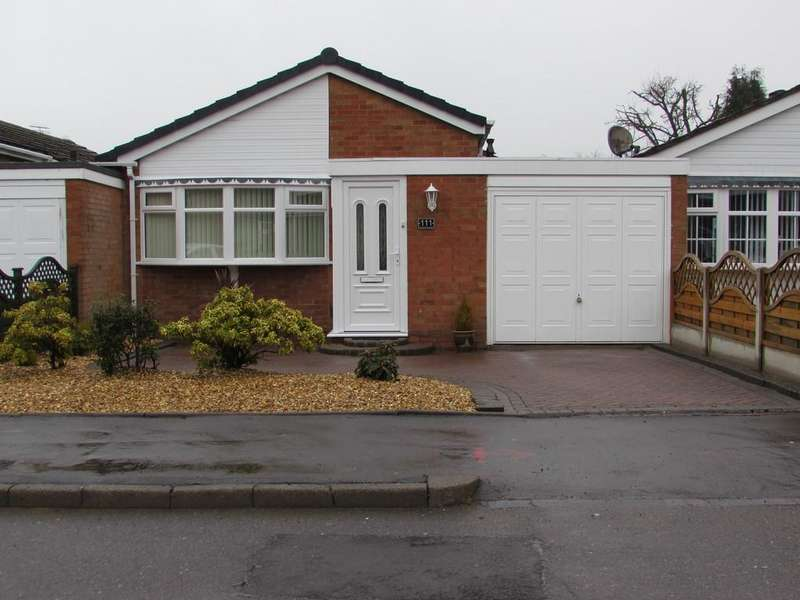 2 Bedrooms Detached Bungalow for sale in Foredrove Lane, Solihull