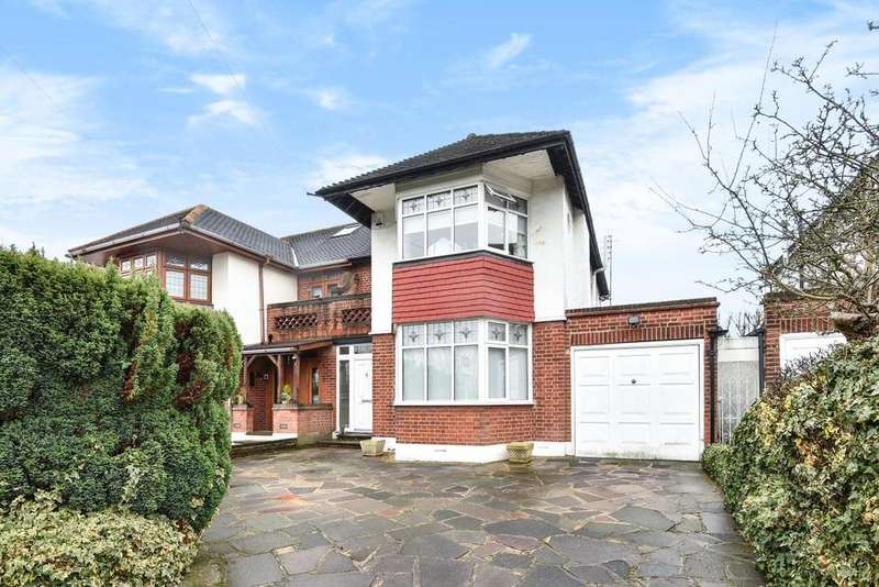 3 Bedrooms Semi Detached House for sale in Kent Drive, East Barnet