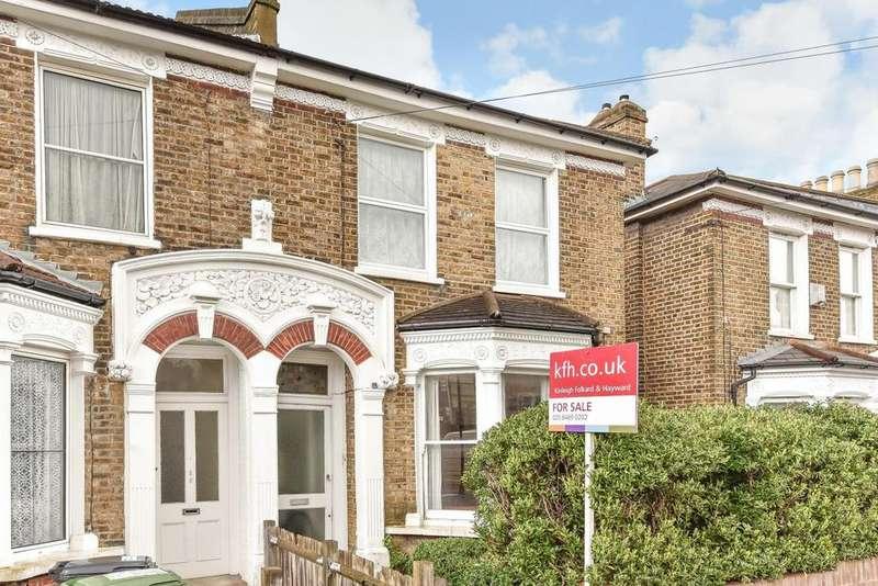 2 Bedrooms Flat for sale in Sprules Road, Brockley