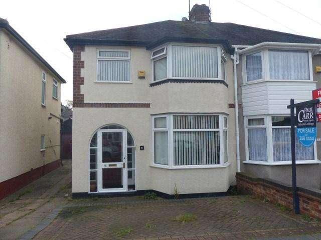 3 Bedrooms Semi Detached House for sale in Howard Road, Birmingham