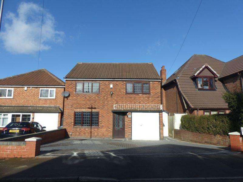 3 Bedrooms Detached House for sale in Elmbank Grove, Birmingham