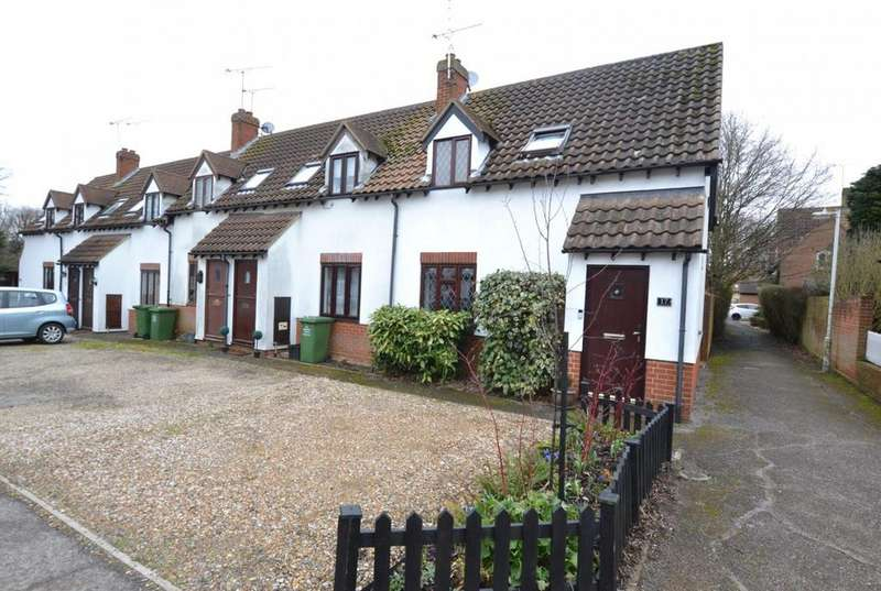 2 Bedrooms End Of Terrace House for sale in Gate Lodge Square, Basildon, Essex, SS15