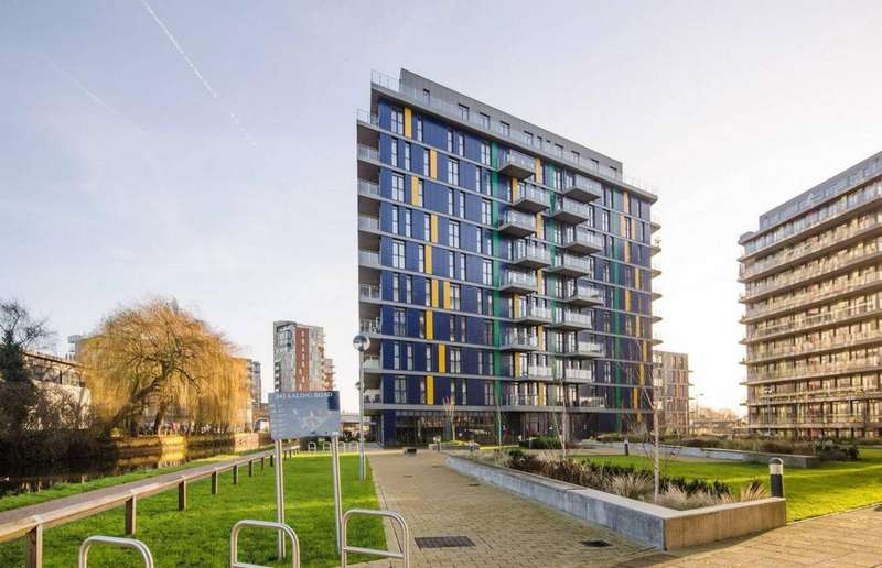 2 Bedrooms Apartment Flat for sale in Hatton Road, Wembley, HA0