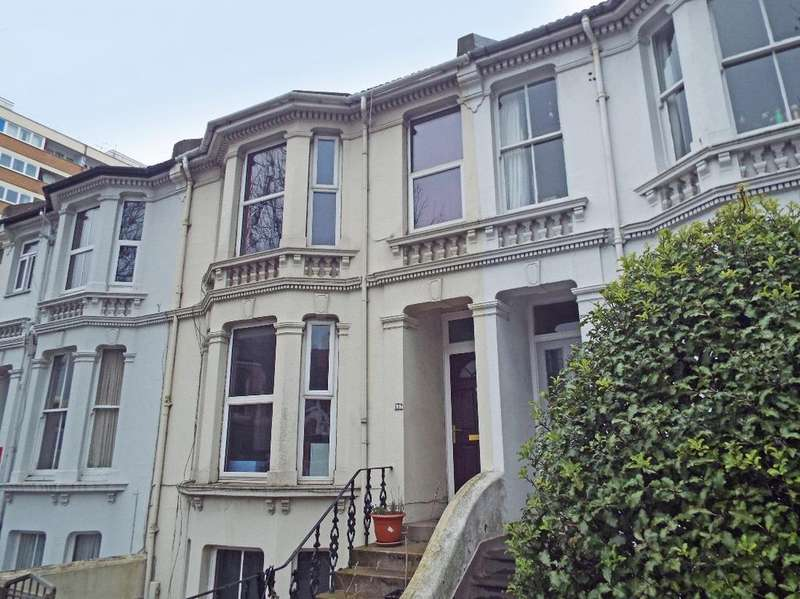 3 Bedrooms Flat for sale in Sackville Road Hove East Sussex BN3