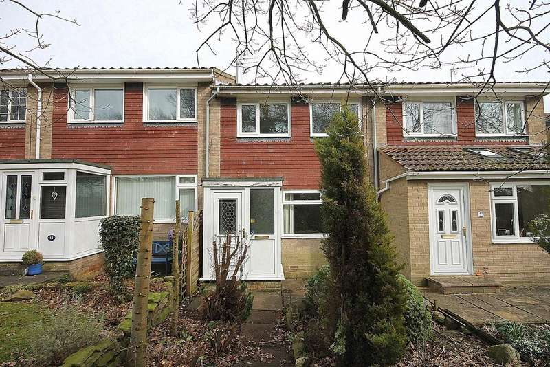 2 Bedrooms Terraced House for sale in Collier Close, Crook
