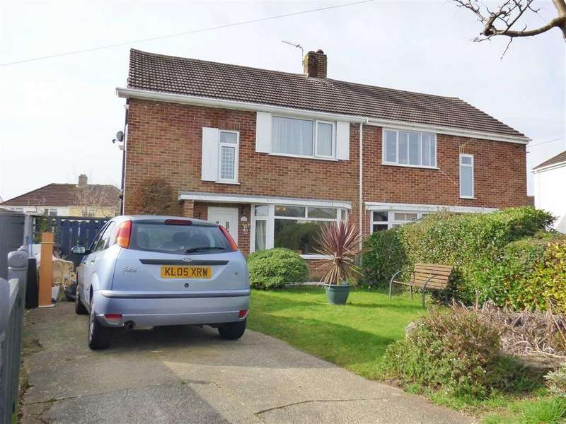 4 Bedrooms Semi Detached House for sale in Tweedale Road, Muscliff, Bournemouth, Dorset