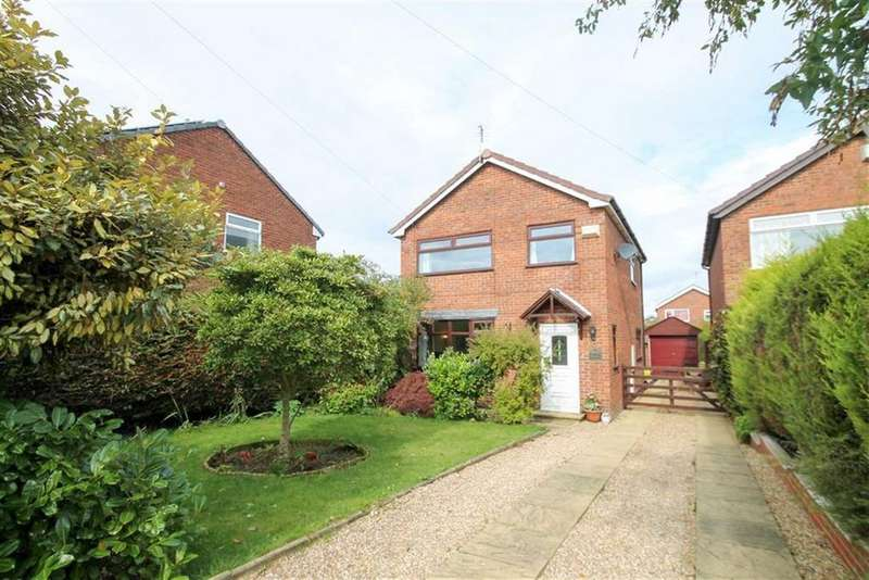 3 Bedrooms Detached House for sale in Park Lane, Moulton
