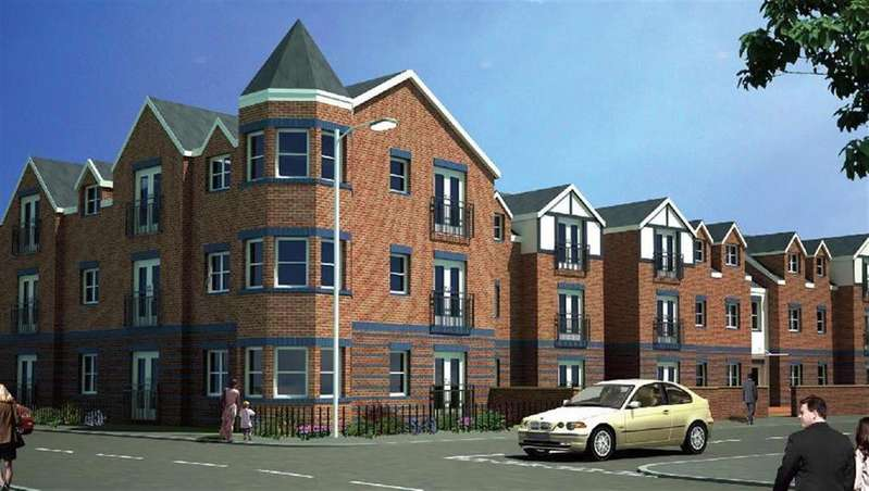 2 Bedrooms Flat for rent in Roundhay Court, Roundhay, LS8