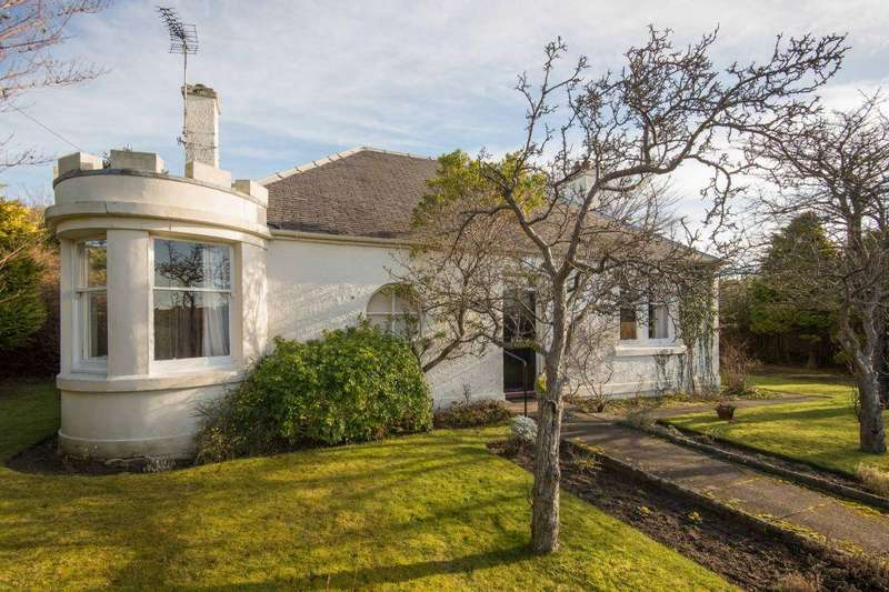 3 Bedrooms Detached Bungalow for sale in 38 Middleshot Road, Gullane, East Lothian, EH31 2DG