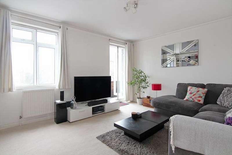 2 Bedrooms Flat for sale in Keswick Road, London