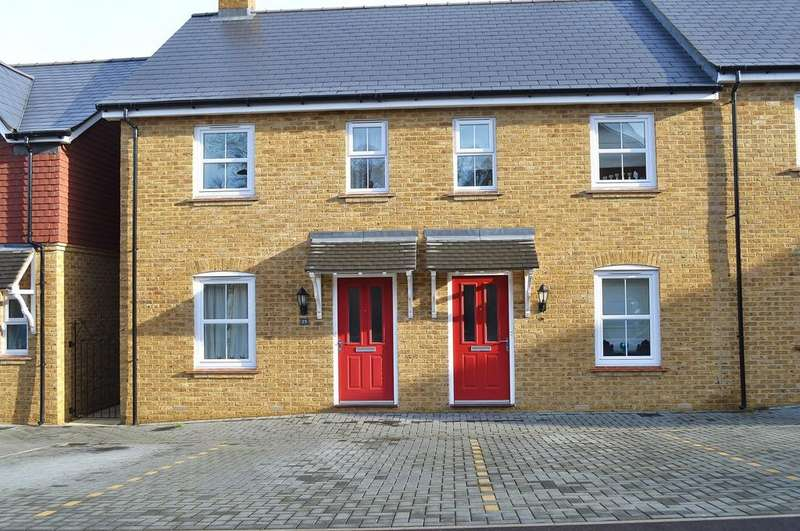 2 Bedrooms House for rent in Sherfield on Loddon