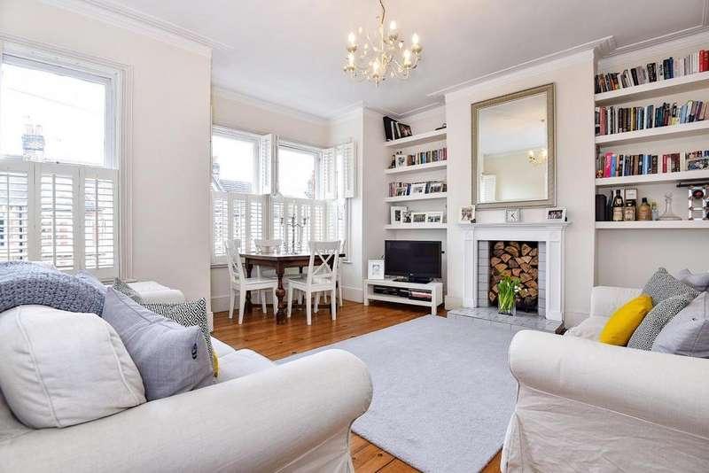 2 Bedrooms Flat for sale in Fawe Park Road, Putney