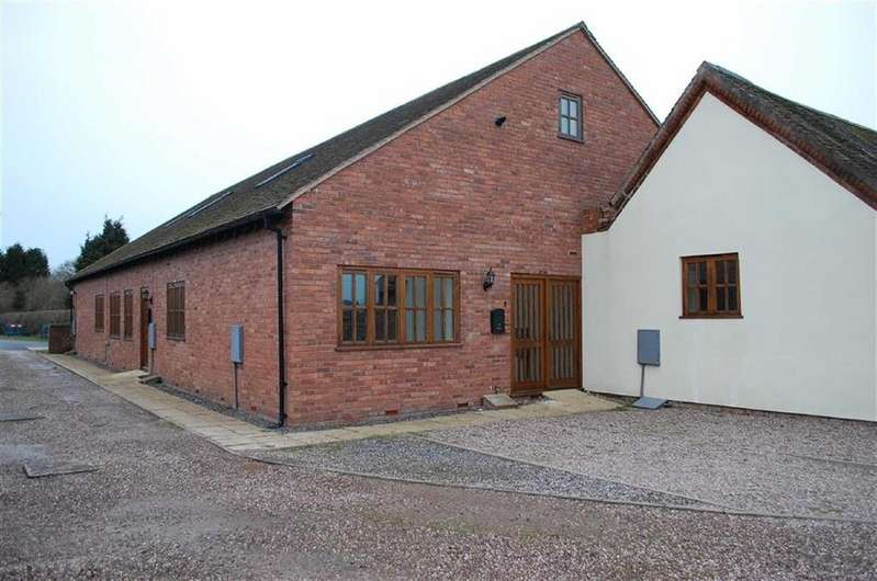 3 Bedrooms Barn Conversion Character Property for rent in Plot 6 Heath Barns, Old Stafford Road, Slade Heath, Wolverhampton, South Staffordshire, WV10