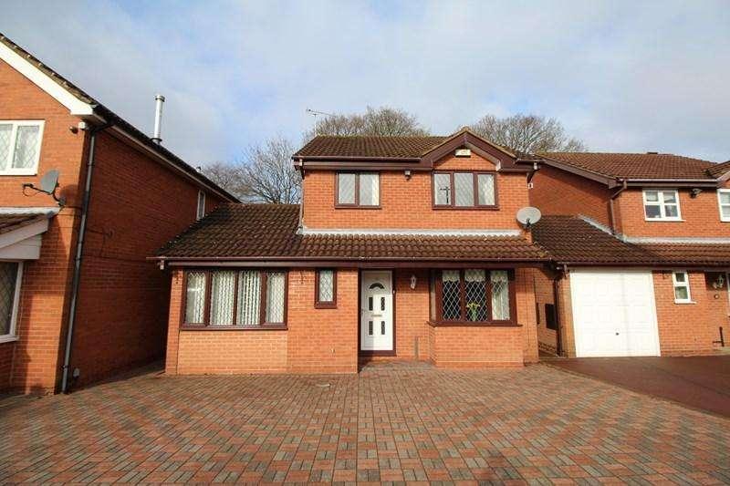 3 Bedrooms Detached House for sale in Newey Road, Hall Green, Birmingham