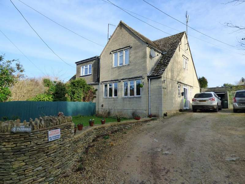 3 Bedrooms Semi Detached House for sale in 4 The Paddocks, Church Street, Meysey Hampton
