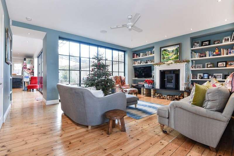 5 Bedrooms End Of Terrace House for sale in Putney Bridge Road, Putney