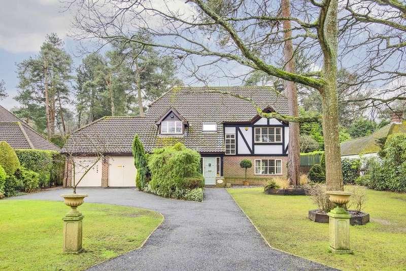 5 Bedrooms Detached House for sale in Storrington, West Sussex RH20