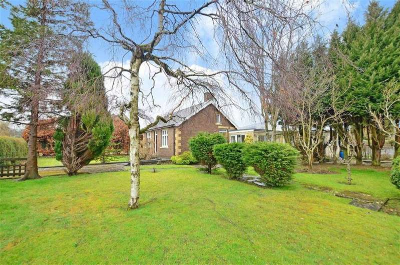 3 Bedrooms Detached Bungalow for sale in South View, 48, Castleton Road, Hope, Hope Valley, S33