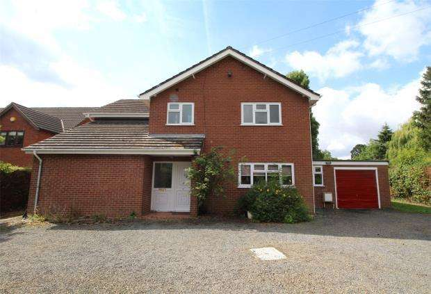4 Bedrooms Detached House for rent in Clun Road, Craven Arms, Shropshire, SY7