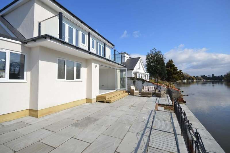 3 Bedrooms Detached House for sale in Sunbury Court Island, Sunbury-on-Thames