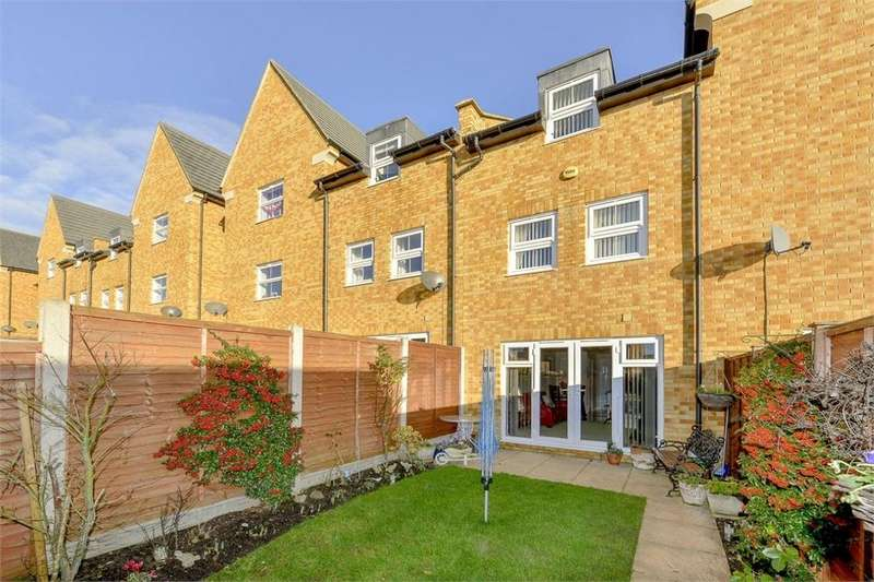 4 Bedrooms Terraced House for sale in Roman Road, Little Stanion, Northamptonshire