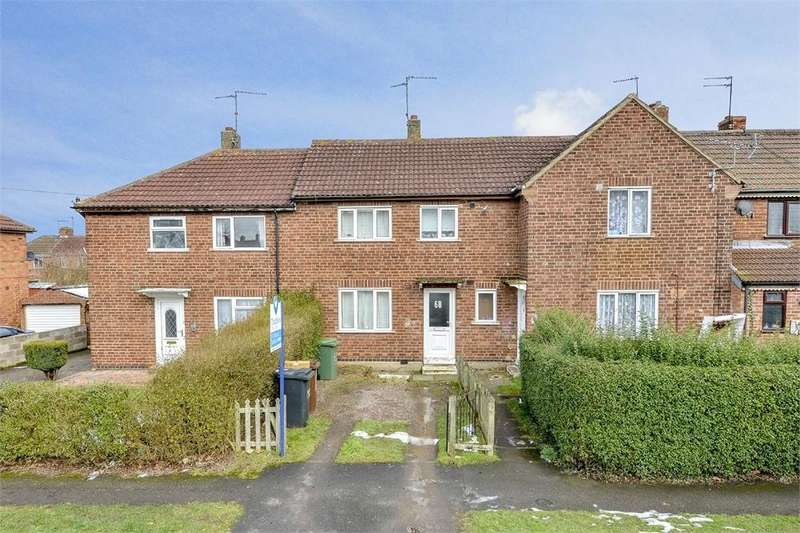 3 Bedrooms Terraced House for sale in James Watt Avenue, Corby, Northamptonshire