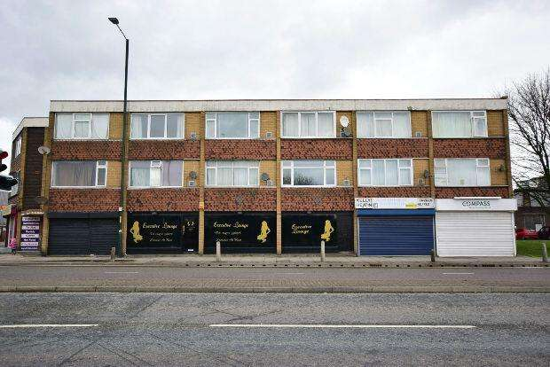 1 Bedroom Flat for sale in Humber House, Cleethorpe Road, Grimsby