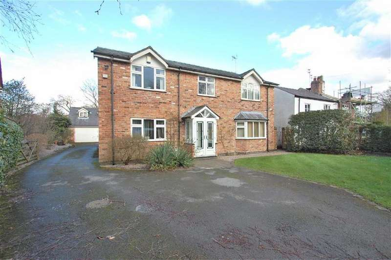 3 Bedrooms Detached House for sale in Grove Lane, Cheadle Hulme