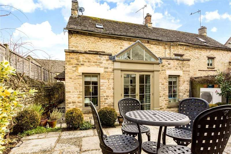 2 Bedrooms Semi Detached House for sale in Guildenford, Burford, OX18