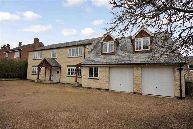 5 Bedrooms Detached House for sale in Church Street, South Witham, Lincolnshire