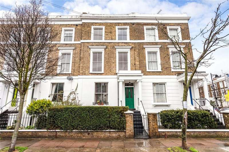 6 Bedrooms Terraced House for sale in Downham Road, Islington, London, N1