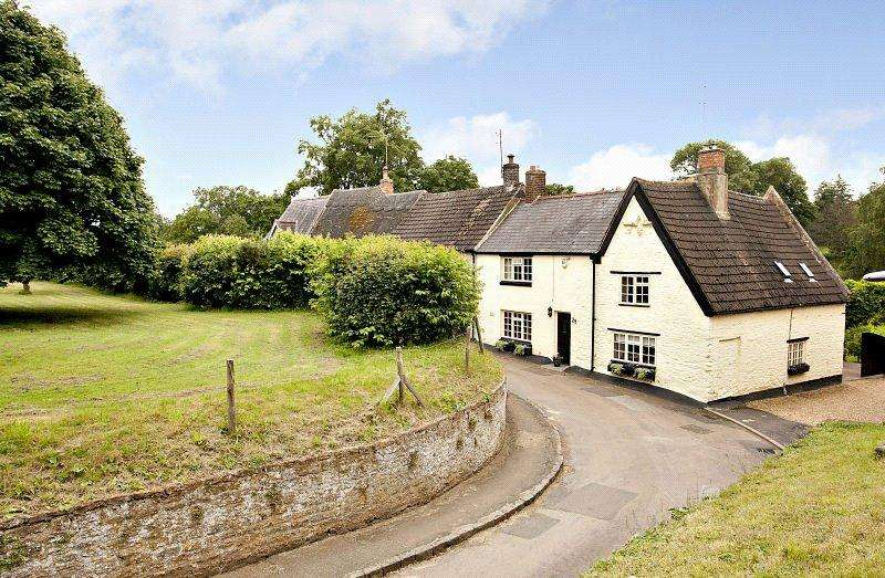 3 Bedrooms Cottage House for sale in Ladys Lane, Mears Ashby, Northampton, Northamptonshire, NN6